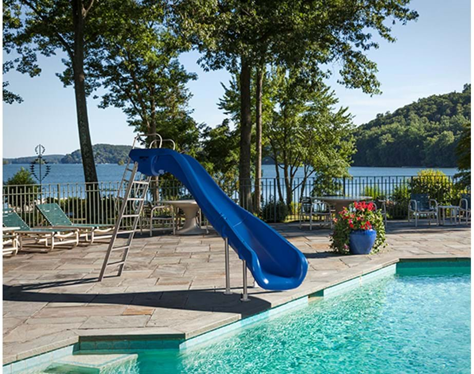 Rogue2 Pool Slide Official S R Smith Products