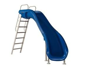 Thumbnail for S.R. Smith Rogue2 pool slide shown in marine blue
