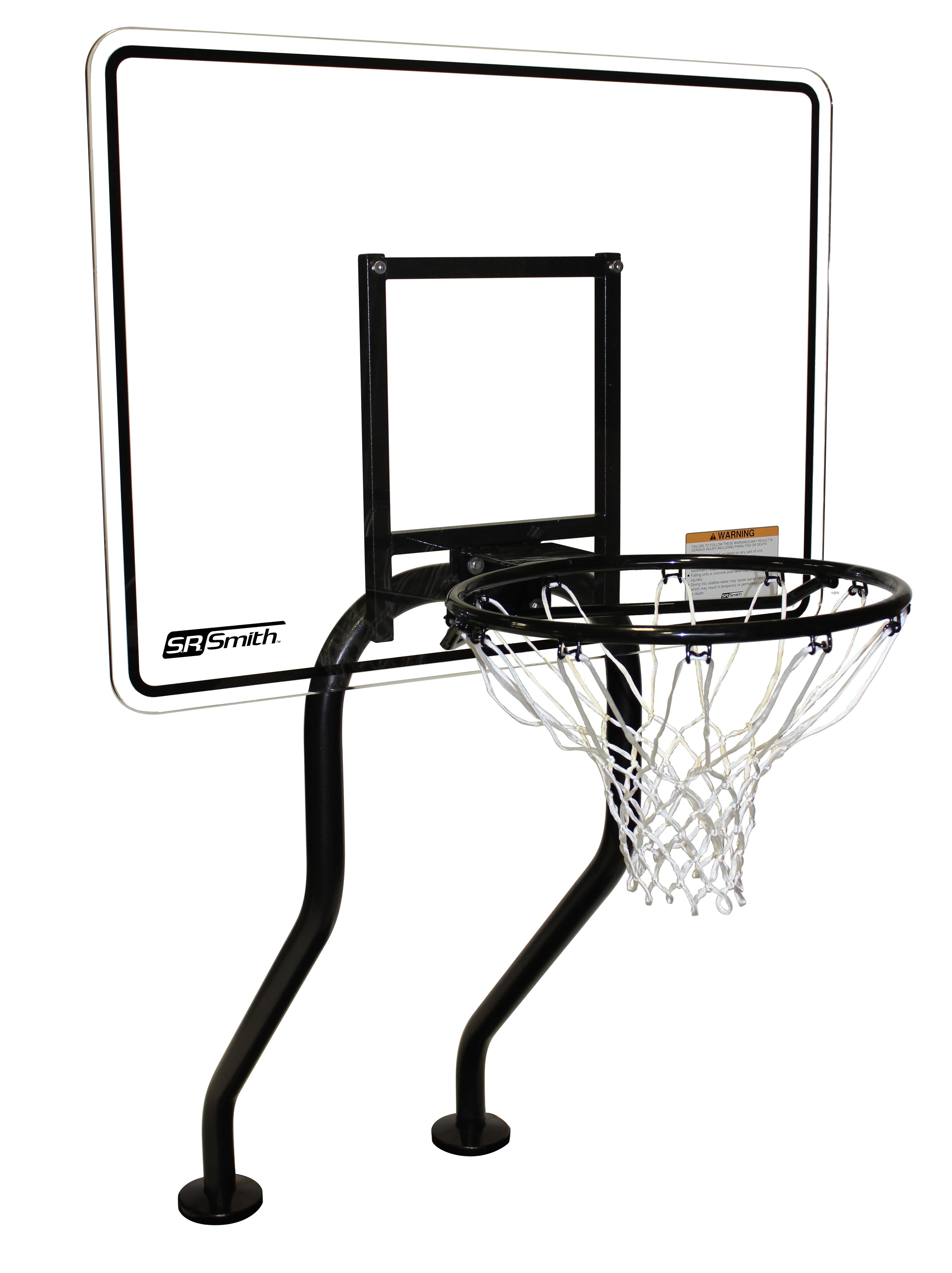 Commercial Salt Friendly Basketball Game Sr Smith Products Hoop Dimensions Diagram High Res