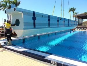 Swimming Pool Ladders Amp Rails S R Smith Australia