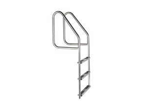 Thumbnail for Deck Mounted Ladder - High Res