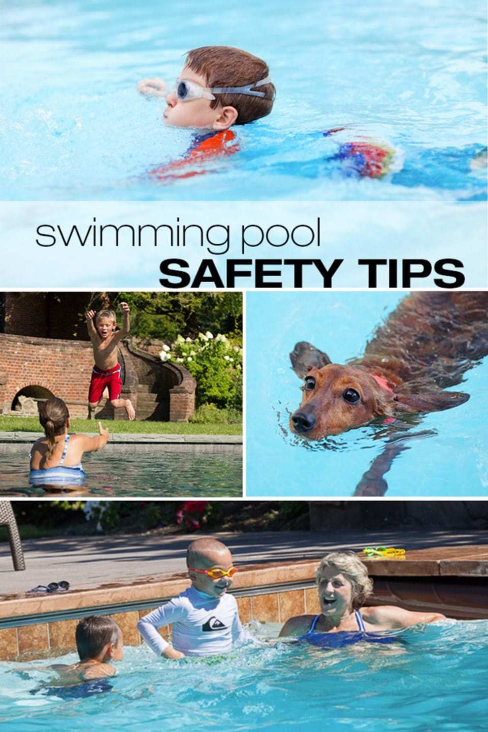 28 Tips For Easy Swimming Pool Swimming Pool Safety