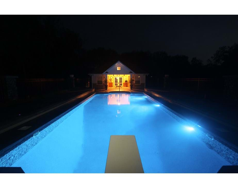 Fiberglass LED Pool Light | S.R. Smith Pool Lighting