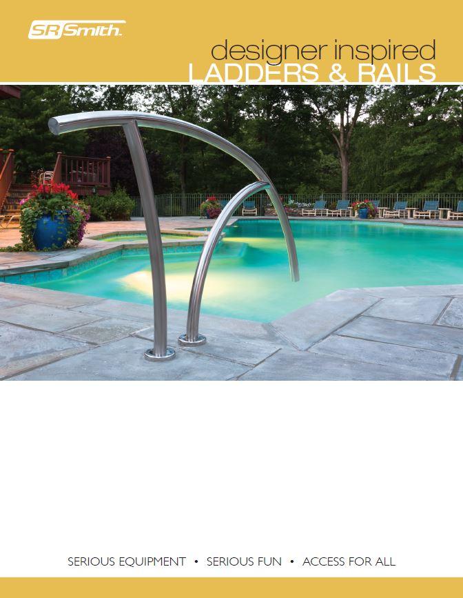 Artisan Series Hand Rail (ART-1001) - S.R. Smith Products