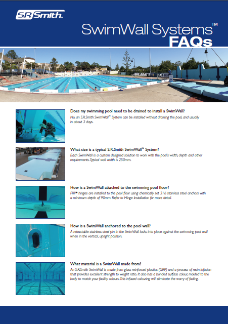 Swimwall Systems