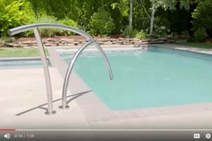 Swimming Pool Rails and Ladders | Official S.R.Smith Products