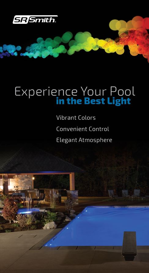 Treo LED Pool Light | S R  Smith Pool Lighting