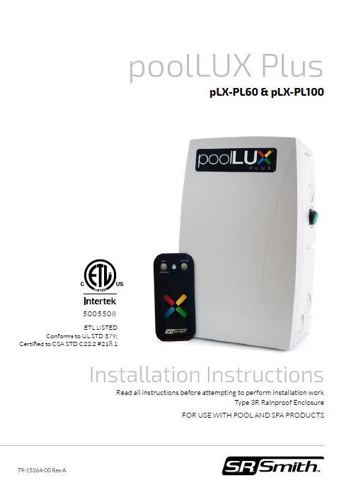 Poollux Plus Lighting Control System