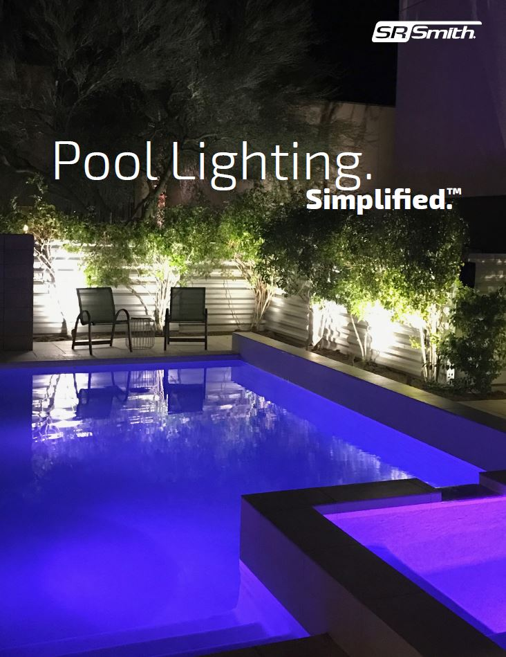 Treo Led Pool Light Official S R Smith Products