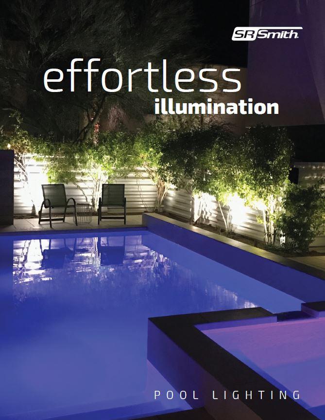 Treo Led Pool Light S R Smith Pool Lighting