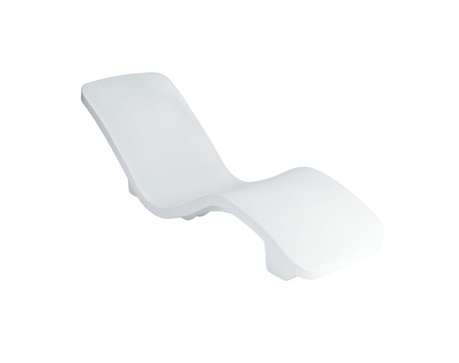 Thumbnail for R-Series Rotomolded Lounger - White