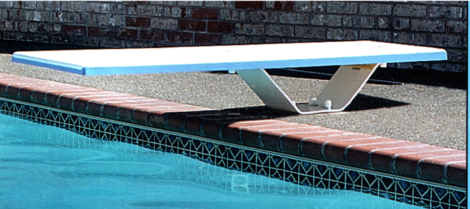 Frontier Ii Diving Board Official S R Smith Products