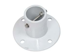Thumbnail for Aluminum Deck Mounted Anchor Flange Kit - High Res